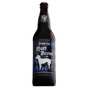 Stone Imperial Mutt Brown Ale