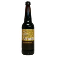 8 Wired Flat White Coffee Milk Stout