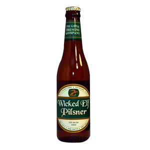 The Little Brewing Co Wicked Elf Pilsner
