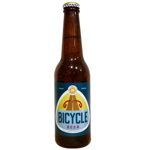 Temple Bicycle Beer