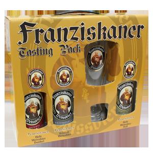 Franziskaner Tasting Pack