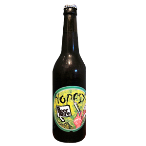 Beer Here Hopfix Rye IPA