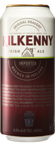 Kilkenny Original Draught Can 440ml