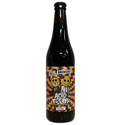 BrewCult Acid Freaks Balsamic Baltic Porter