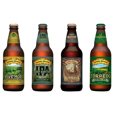Sierra Nevada 4 Way IPA Variety Pack