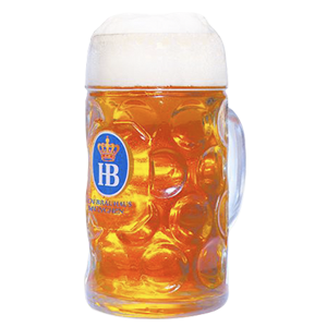 Hofbrau Beer Mug 300ml