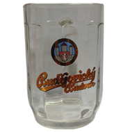 Budejovicky Budvar Beer Glass