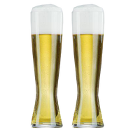 Spiegelau Tall Pilsner Beer Glass Twin Pack