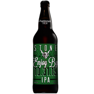Stone Enjoy By IPA 31.10.15