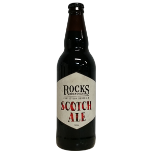 Rocks Conviction Series Scotch Ale