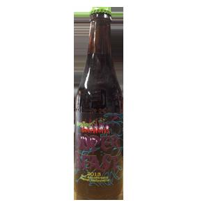 HopDog BeerWorks Super Beast 2013 2nd AnniversarAy Peated Barleywine