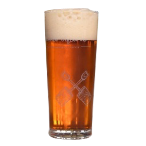 James Squire Beer Glass
