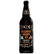Stone / Juli Goldenberg / Monkey Paw 24 Carrot Golden Ale