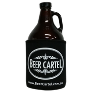 Beer Cartel Growler Koozie