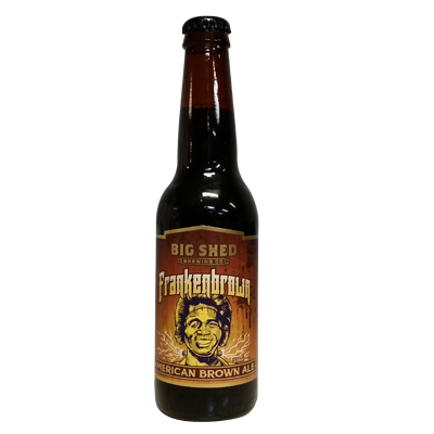 Big Shed FrankenBROWN 330ml