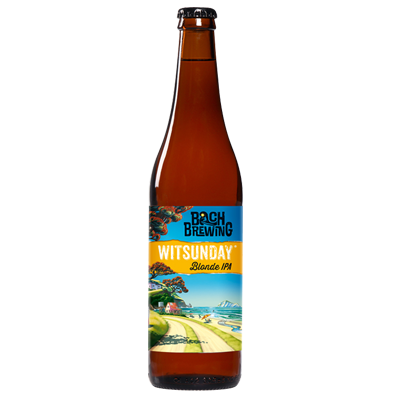 Bach Brewing Witsunday Blonde IPA