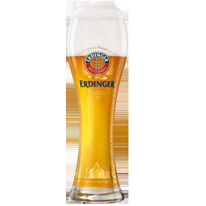 Erdinger Weissbier Glass