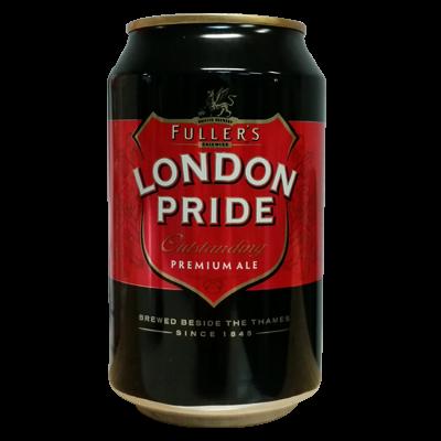 Fuller's London Pride 330ml Can
