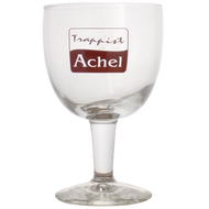 Achel Beer Glass Goblet