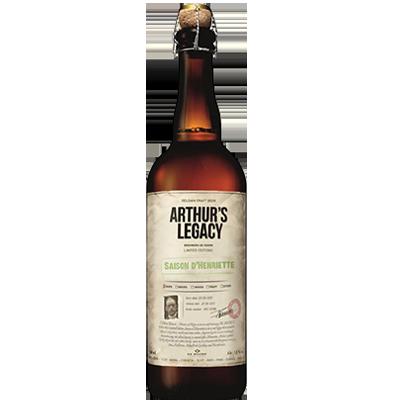 Arthur's Legacy Saison d'Henriette