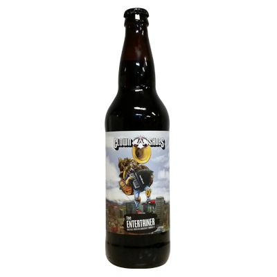 Clown Shoes The Entertainer Barrel Aged Red Ale