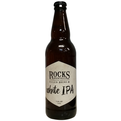 Rocks Conviction Series: White IPA