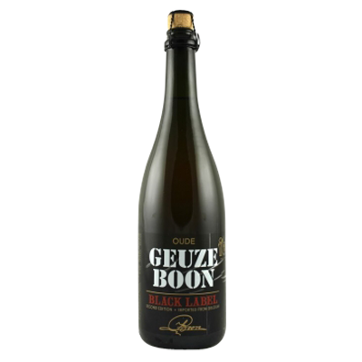 Boon Oude Geuze Black Label 2nd Edition