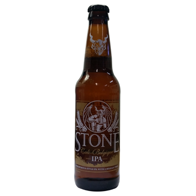 Stone Cali-Belgique IPA 355ml Bottle
