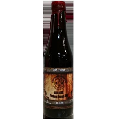 Stockade Yankee Brown Ale (Oak-Aged)