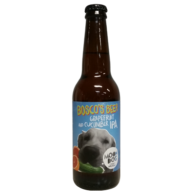 Moon Dog Bosco's Grapefruit & Cucumber IPA