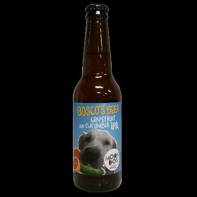 Moon Dog Bosco's Grapefruit & Cucumber IPA