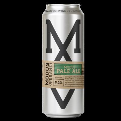Modus Operandi Pale Ale