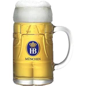 Hofbrau (His) Lederhosen Mug