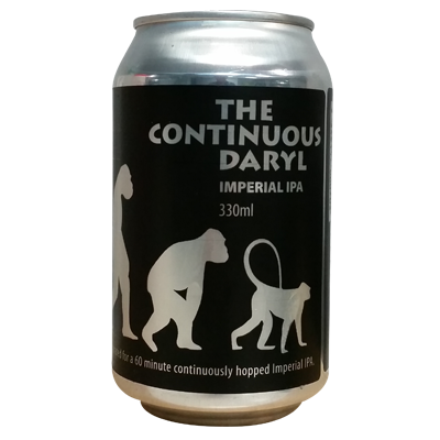Mornington Peninsula + Alehouse Project Continuous Daryl IIPA