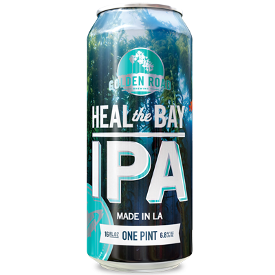 Golden Road Heal the Bay IPA
