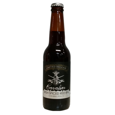 Cavalier Irish Spiced Red IPA