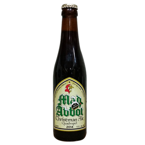 The Little Brewing Co Mad Abbot Christmas Ale 2015