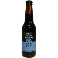 Wolf of the Willows Johnny Smoke Porter 330ml