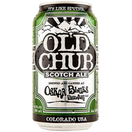 Oskar Blues Old Chub Scotch Ale