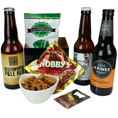 Small Craft Beer Hamper