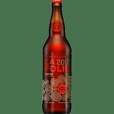 New Belgium La Folie Sour Brown Ale
