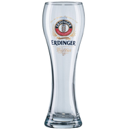 Erdinger Weizen Wheat Beer Glass 300ml