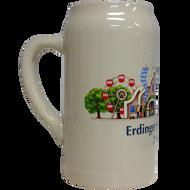 Erdinger Herbstfest 2002 Ceramic 1 Litre Stein
