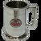 Vintage Carlsberg Pewter Beer Mug