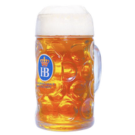 Hofbrau Beer Mug 500ml