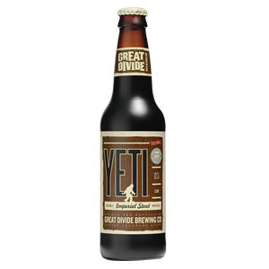 Great Divide Yeti Stout