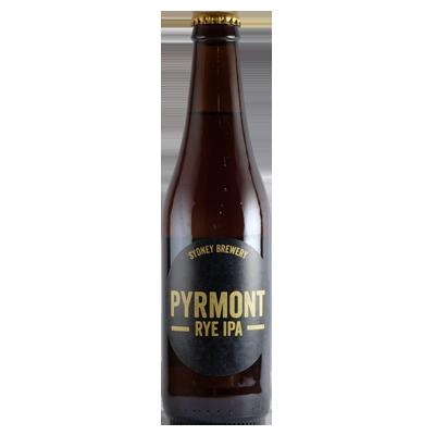 Sydney Pyrmont Rye IPA