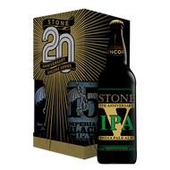 Stone 20th Anniversary IPA Collection