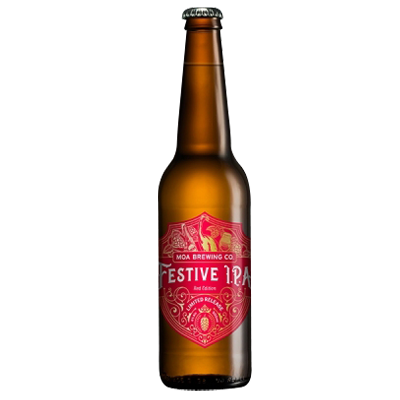 Moa Festive IPA - Red Edition