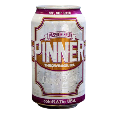 Oskar Blues Passion Fruit Pinner Session IPA
